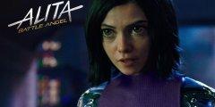 مراجعة فيلم ALITA: BATTLE ANGEL