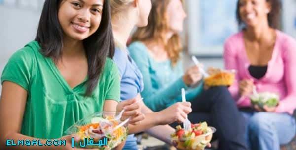 أفضل أكلات صحية للمراهقين