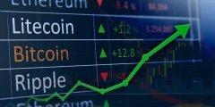 أسعار العملات الرقمية اليوم