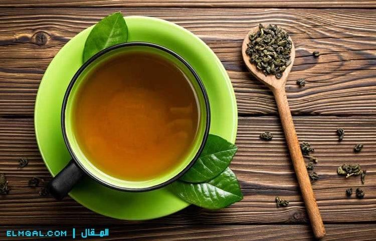 فوائد وأضرار الشاى الأخضر وهل هو صحي أم ضار؟