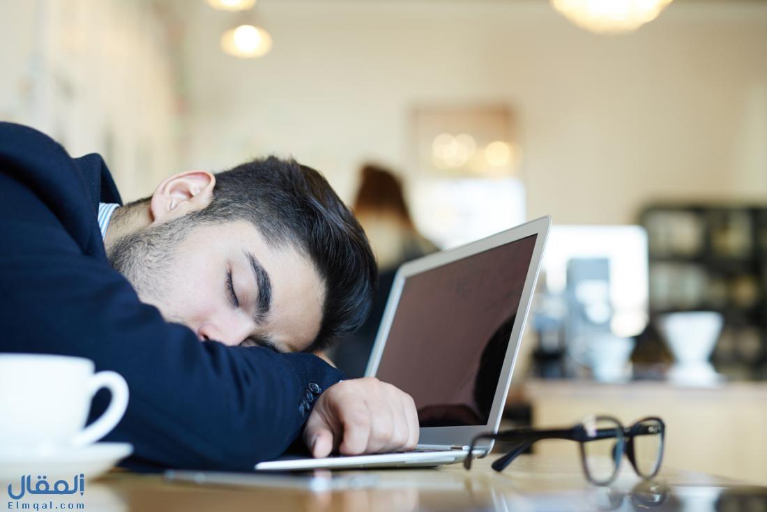 النوم القهري: أسبابه وأعراضه وعلاجه