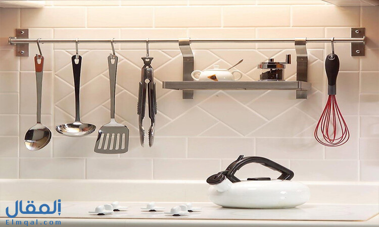 أفكار لترتيب المطبخ