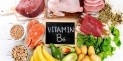 ما هي مصادر فيتامين B6 الغذائية؟
