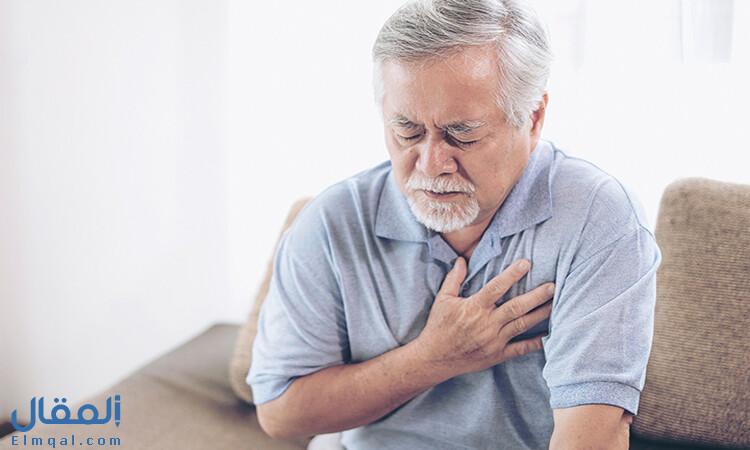 اعراض تضخم القلب