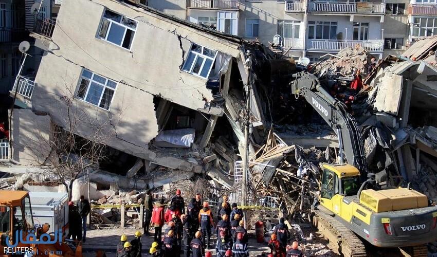 الزلزال في المنام وتفسير دلالة هذه الرؤيا حسب تفاصيل المنام وحسب حالة صاحب الحلم