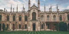 جامعة كامبريدج وطريقة التقديم في جامعاتها