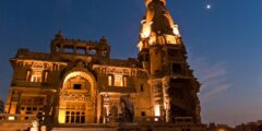اعرف أكثر عن قصر البارون في القاهرة