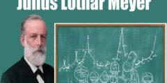 يوليوس لوثر ماير عالم الكيمياء الذي يحتفي جوجل بذكرى ميلاده