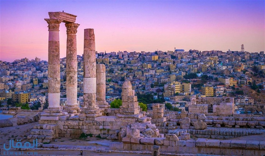 أروع معالم السياحة في الأردن