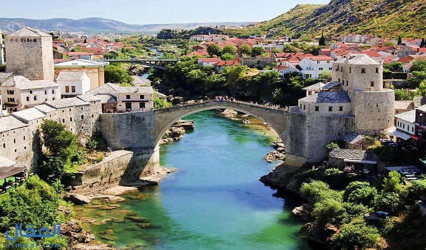 أروع الوجهات السياحية في البوسنة