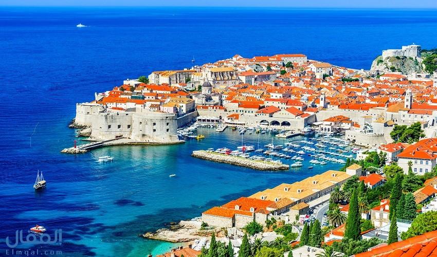 أبرز أماكن السياحة في كرواتيا