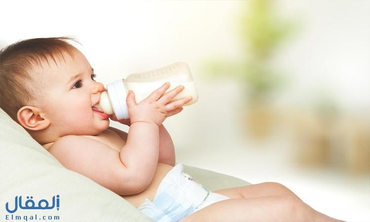 حليب الصويا للاطفال