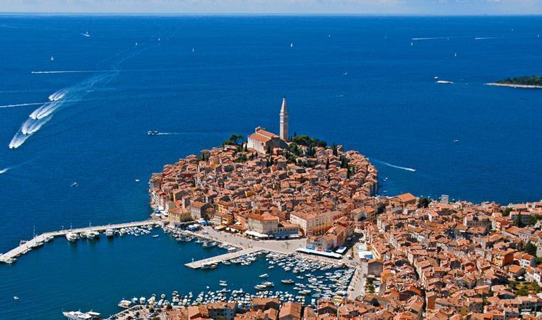 روفينج من معالم السياحة في كرواتيا