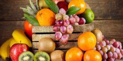 فوائد الفواكه والخضروات الطازجة؛ وهل تؤثر ألوان الفواكه على قيمتها الغذائية؟
