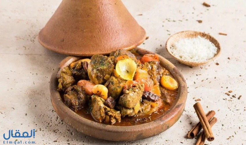 طريقة تحضير الطاجين مغربي بأشهى وصفتين
