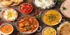 وصفتان مميزتان من أطباق الطبخ الهندي