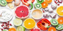 بعض الأطعمة التي تساعدك على تقوية وتعزيز الجهاز المناعي