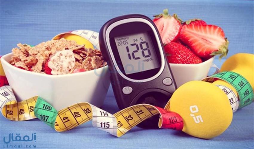 بعض النصائح التي تساعدك على خفض مستوى سكر الدم