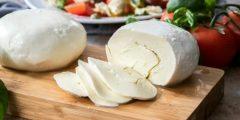 طريقة عمل أربعة أنواع مختلفة من الجبنة