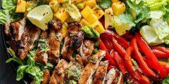 اجعلي مائدة رمضان مميزة بتحضير سلطات صحية ومتنوعة