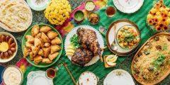 أفكار لإفطار رمضان لمدة ثلاثين يوم مع التحلية والعصير