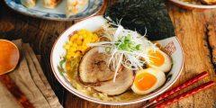 وصفتان مميزتان لتحضير الرامن الياباني بأشهى مذاق