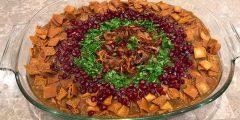 طريقة تحضير الحراق اصبعو أحد أشهر الأكلات السورية