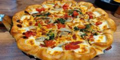 تذوقوا بيتزا مارجريتا بأشهى مذاق في المنزل