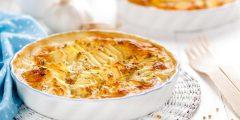 """ثلاث وصفات مميزة لتحضير أشهى أطباق المطبخ الفرنسي """"الغراتان"""""""