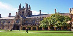 جامعة سيدني Sydney university من أفضل جامعات استراليا، تعرف على الكليات والرسوم الدراسية بالجامعة