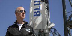 هل قام جيف بيزوس برحلته إلى الفضاء؟ وهل يمكنك مشاهدة رحلته؟