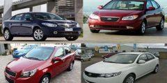 أسعار السيارات المستعملة في مصر موديلات 2020 و2019 و2018