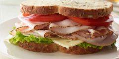 وصفات متنوعة لتحضير ساندوتش تيركي دايت