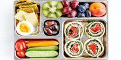 خمس وصفات لفطور صحي للمدرسة