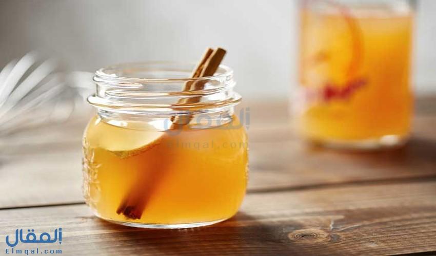 هل شرب خل التفاح Apple Cider Vinegar في الصباح مفيد ويساعد على فقدان الوزن؟