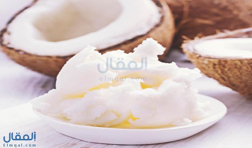 فوائد زبدة جوز الهند Coconut Butter الصحية والتجميلية