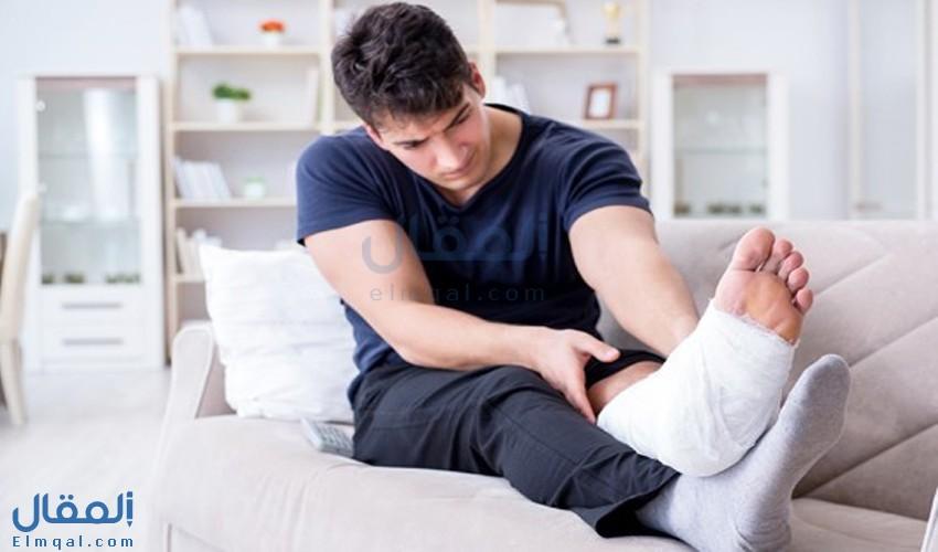 أسباب كسر عظمة الشظية Fibula وطرق علاجها ونصائح لالتئام العظام بعد الكسر