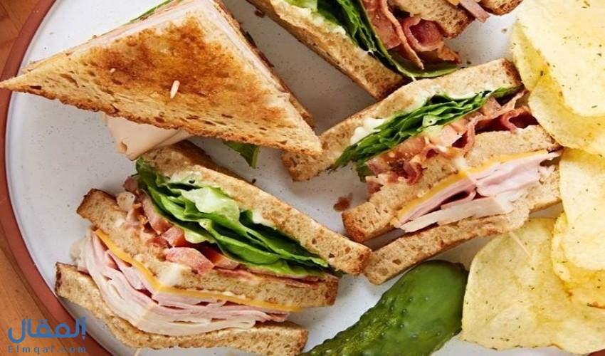 ثلاث وصفات مميزة لتحضير كلوب ساندويتش