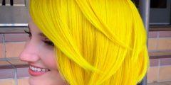 تفسيرات ودلالات الشعر الأصفر في المنام