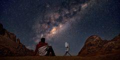نصائح للمبتدئين لمساعدتهم في مراقبة النجوم Stargazing دون الحاجة إلى تلسكوب