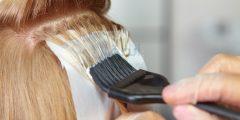 هل صبغ الشعر يضر بصحة الشعر؟ ونصائح لعلاج الشعر التالف
